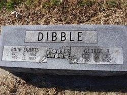 Anna <i>Evarts</i> Dibble