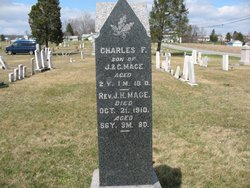 Charles F Mace