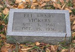 Eli Henry Vickers