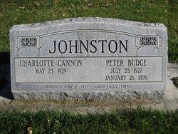 Peter Budge Johnston