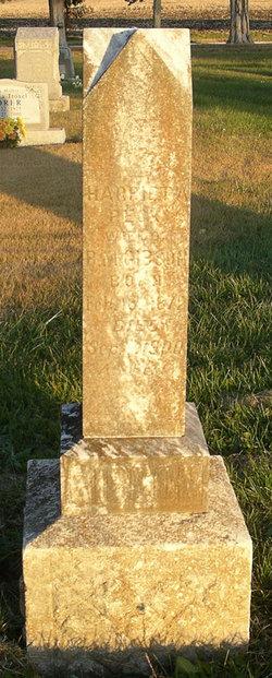 Harriet A. <i>Peck</i> Gibson