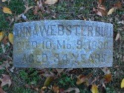 Anna Webster <i>Worthington</i> Bull