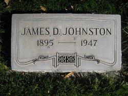 James Duckworth Johnston