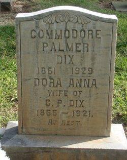 Commodore Palmer Dix