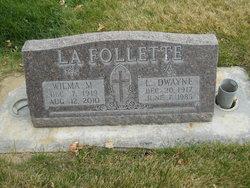 Lloyd Dwayne LaFollette