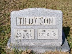 Eugene J Tillotson