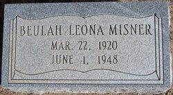 Beulah Leona Misner