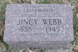 Jincy Ann Webb
