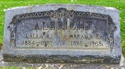 Lalla R Albricht