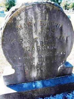 Mary Eugenia Barron