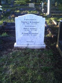 Timothy Leonard M. Amesbury