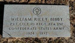 William Riley Bibby