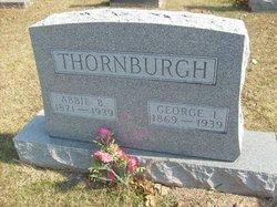 Abbie B. <i>Botkin</i> Thornburgh