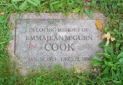 Emma Jean <i>McGurn</i> Cook