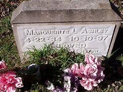 Marguerite <i>Little</i> Ashley
