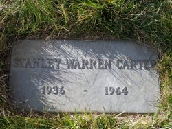 Stanley Warren Carter