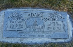 Earl Hans Adams