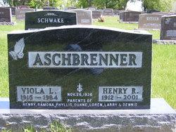 Viola Louise <i>Nuss-Seehase</i> Aschbrenner