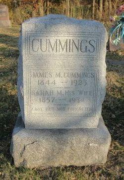 Sarah Melissa <i>Murdock</i> Cummings