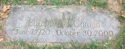 Elizabeth H Gordon