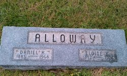 Eloise M <i>Keith</i> Alloway