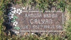 Ramona <i>Brown</i> Galyan