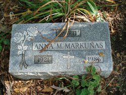 Anna M. Markunas