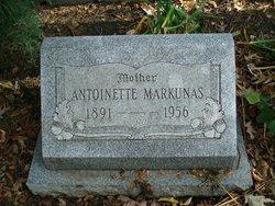 Antoinette Markunas
