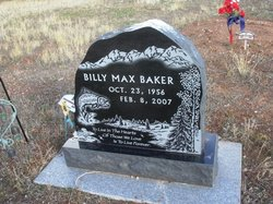 Billy Max Baker
