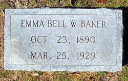 Emma Bell <i>Woodberry</i> Baker
