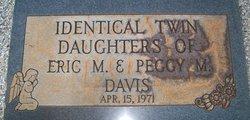 Twin Daughter 1 Davis