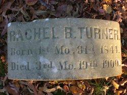 Rachel B Turner