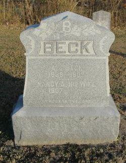 A. J. Beck