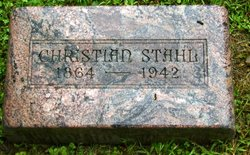 Christian F. Stahl