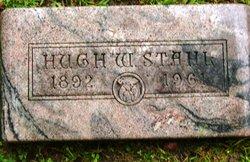 Hugh William Stahl