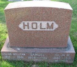 Hilja Marie <i>Lugnet</i> Holm