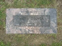 Mattie J. Mattie Fonda