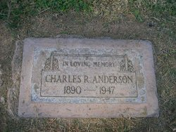 Charles Ross Anderson