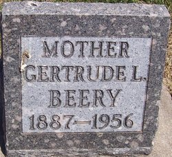 Gertrude L <i>Jones</i> Beery