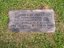 James Hammond Brett