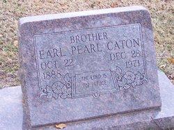 Earl Pearl Caton