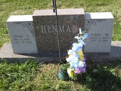 Isaac Uriah Henman