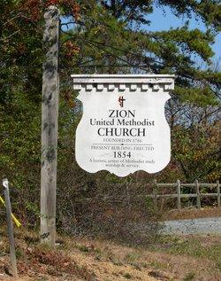 Zion Methodist Cemetery
