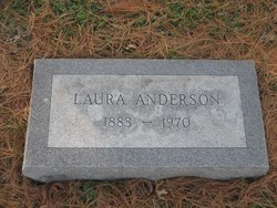 Laura Belle <i>Waters</i> Anderson