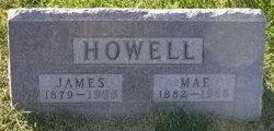 Edna Mae <i>Guthrie</i> Howell