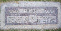 Afton <i>Curtis</i> Burdett