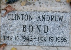 Clinton Andrew Andy Bond