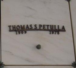 Thomas S. Petulla