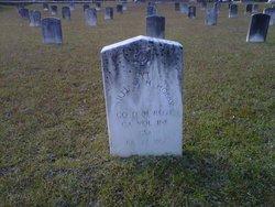 Pvt William H. (Henry) Hobbs