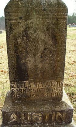 Zella May Austin